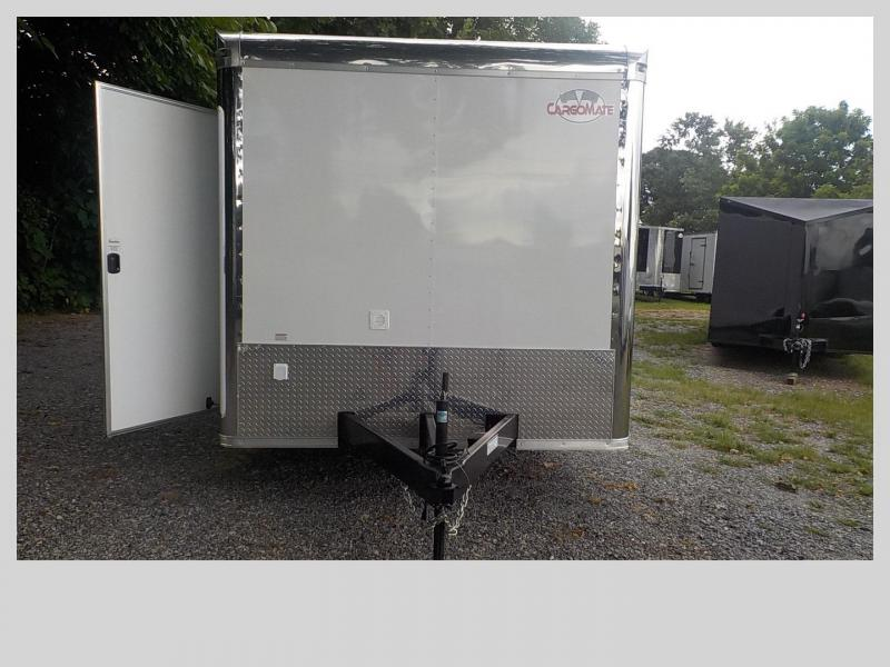 2020 Cargo Mate GANS8.528TA3 Car / Racing Trailer