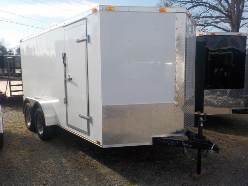 2019 Cynergy Cargo CCL7x14TA2 Enclosed Cargo Trailer