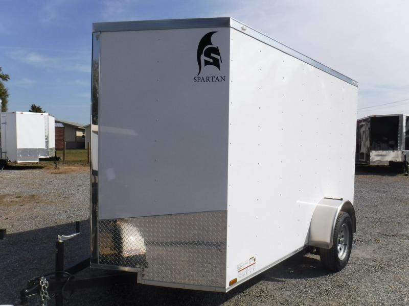 2019 Spartan SP6x10SA Enclosed Cargo Trailer
