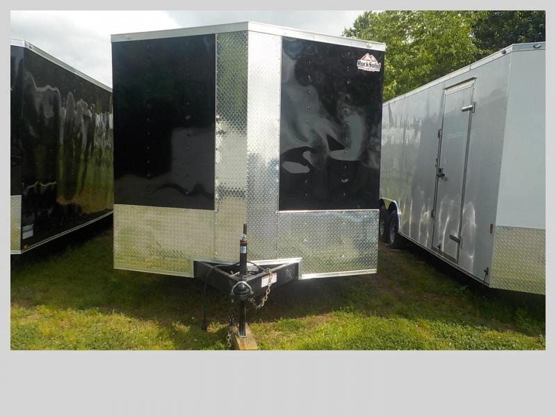 2019 Rock Solid Cargo 8.5X24TA2 Car / Racing Trailer