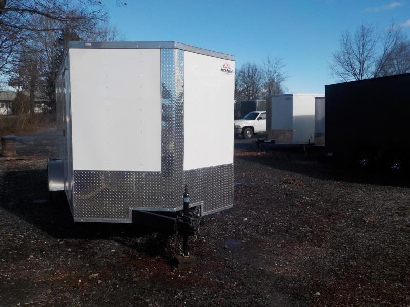 2019 Rock Solid Cargo CCL 7x14 TA2 Enclosed Cargo Trailer