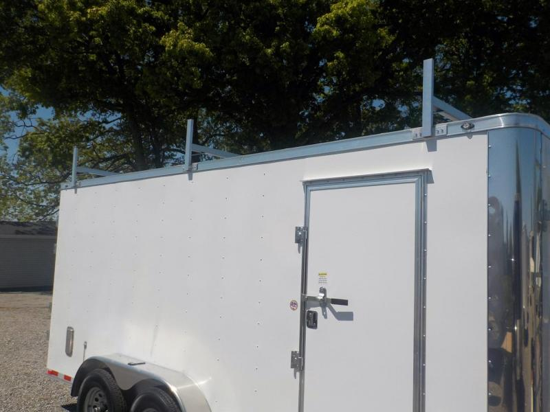 2019 Spartan SP7X16TA Enclosed Cargo Trailer