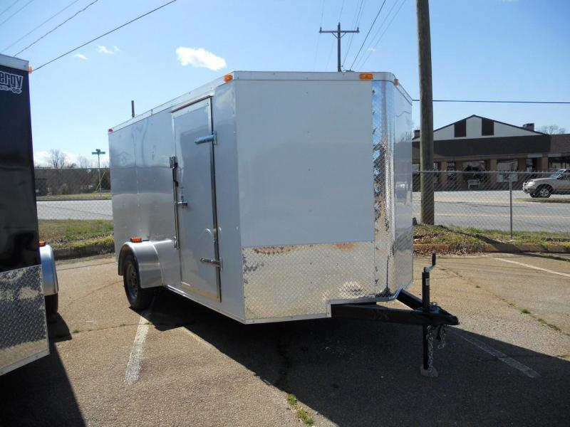 2020 Cynergy Cargo CCL6X12SA Enclosed Cargo Trailer