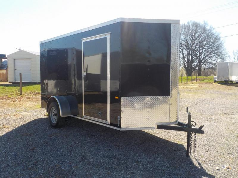 2019 Rock Solid Cargo RS 6 X 12SA Enclosed Cargo Trailer