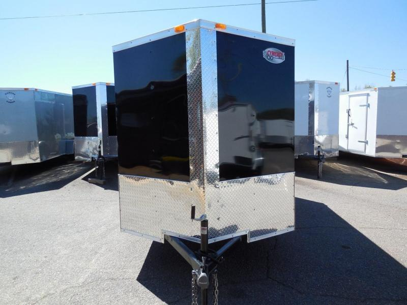 2019 Cynergy Cargo CCL 6 x 12 SA Enclosed Cargo Trailer