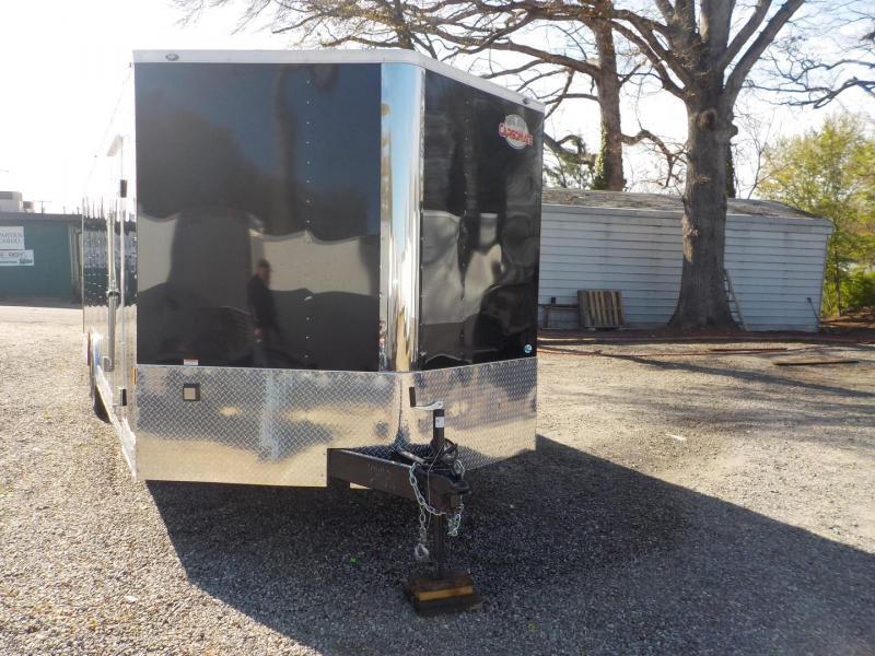 2019 Cargo Mate GAN8.5X28TA3 Car / Racing Trailer