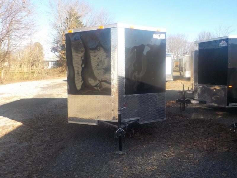 2019 Cynergy Cargo CCL 7x14 TA2 Enclosed Cargo Trailer