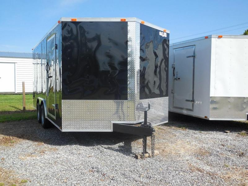 2019 Cynergy Cargo CCL8.5 X 16 TA2 Enclosed Cargo Trailer