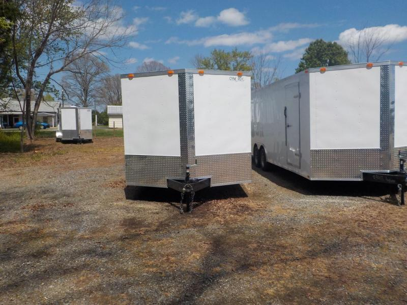 2019 Cynergy Cargo CCL8.5X24TA2 Car / Racing Trailer