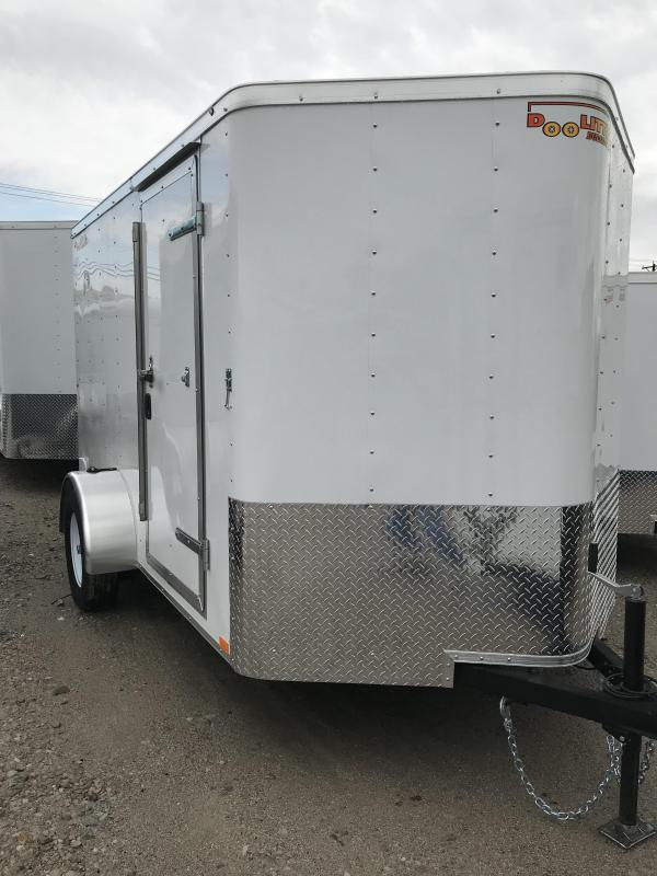2019 Doolittle Trailer Mfg 6x10 Bullitt Enclosed Cargo Trailer