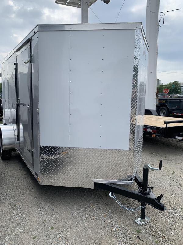2020 Doolittle Trailer Mfg 6x12 Enclosed Cargo Trailer