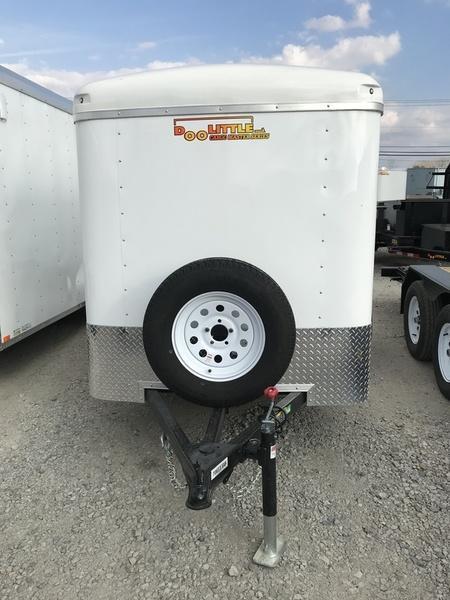 2018 Doolittle Trailers 5x8 Cargomaster Single Axle 2990 lbs. GVWR