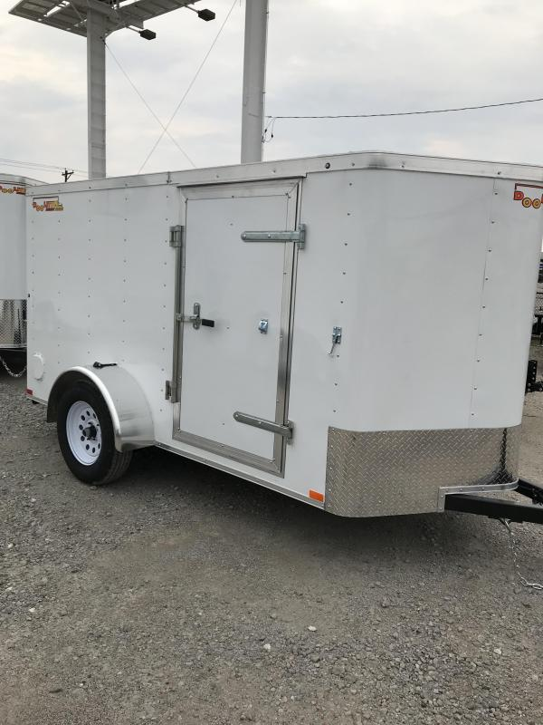 2019 Doolittle Trailer Mfg 5x10 Bullitt Enclosed Cargo Trailer