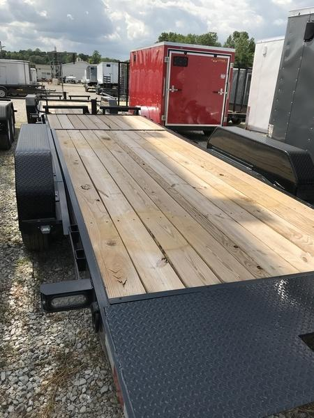 2018 Doolittle Trailers 82x22 EZ Loader GT 14K