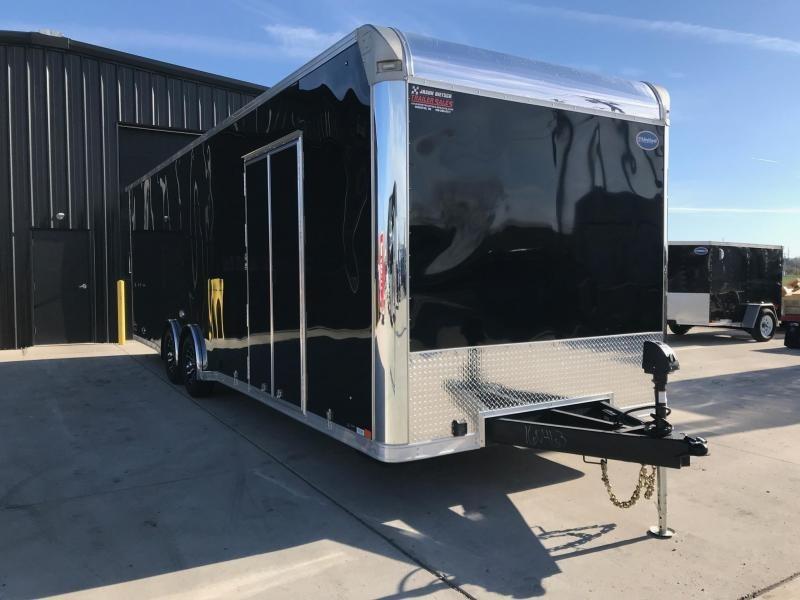 2019 United Trailer GEN 4- 8.5x28 Enclosed Race Trailer....Stock#UN-160463