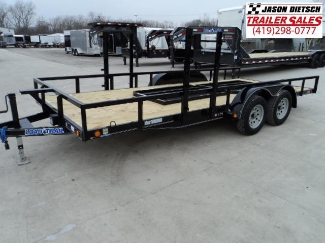 2018 Load Trail 83X18 Utility Trailer....STOCK# LT-156879