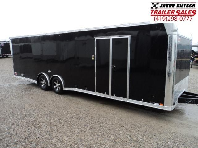 2018 United Trailer GEN 4- 8.5x28 Enclosed Race Trailer....Stock#UN-160457
