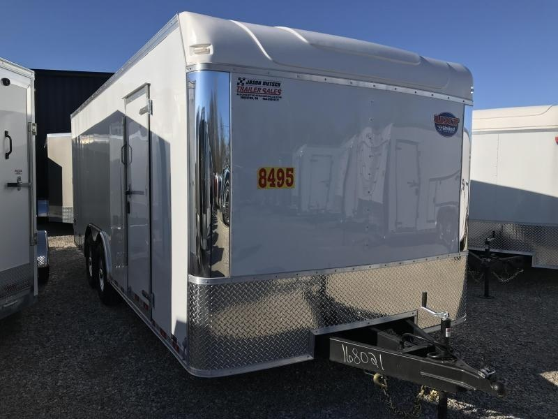 2019 United Trailer UXT 8.5x20 Enclosed Trailer....Stock#UN-168502