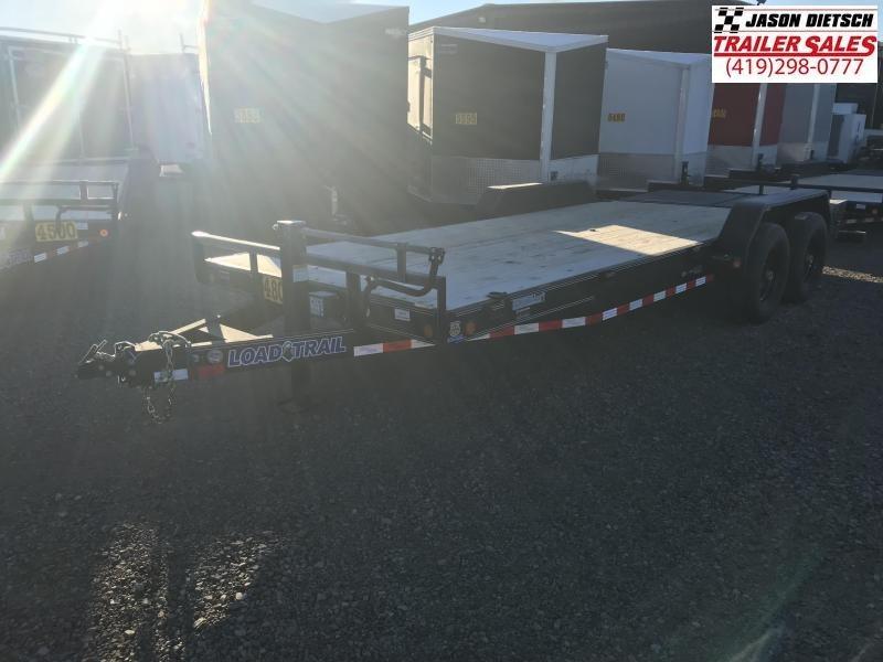 2019 Load Trail 83X20 Tandem Axle Carhauler....STOCK# LT-175810