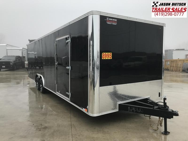 2019 UNITED XLT 8.5X28 STANDARD HEIGHT...UN-164060