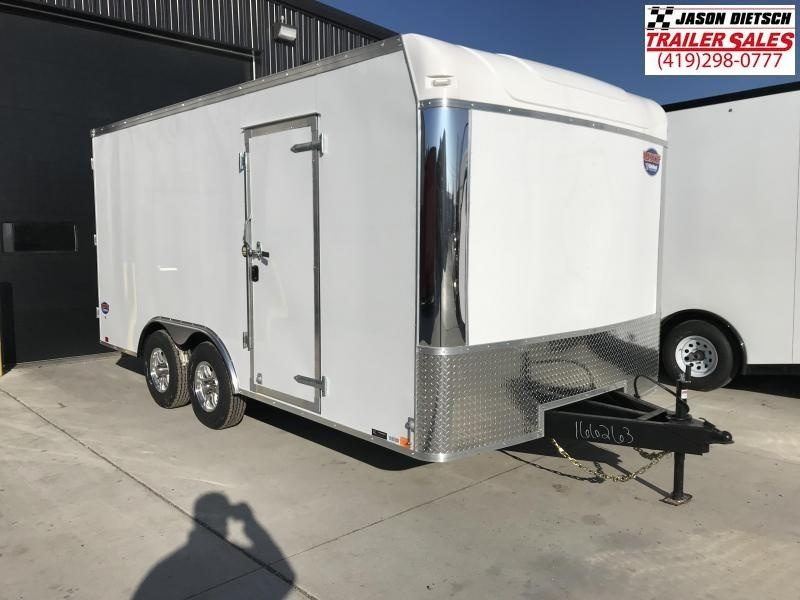 2020 United Trailer UXT 8.5X16 Enclosed Cargo Trailer....Stock# UN-168499
