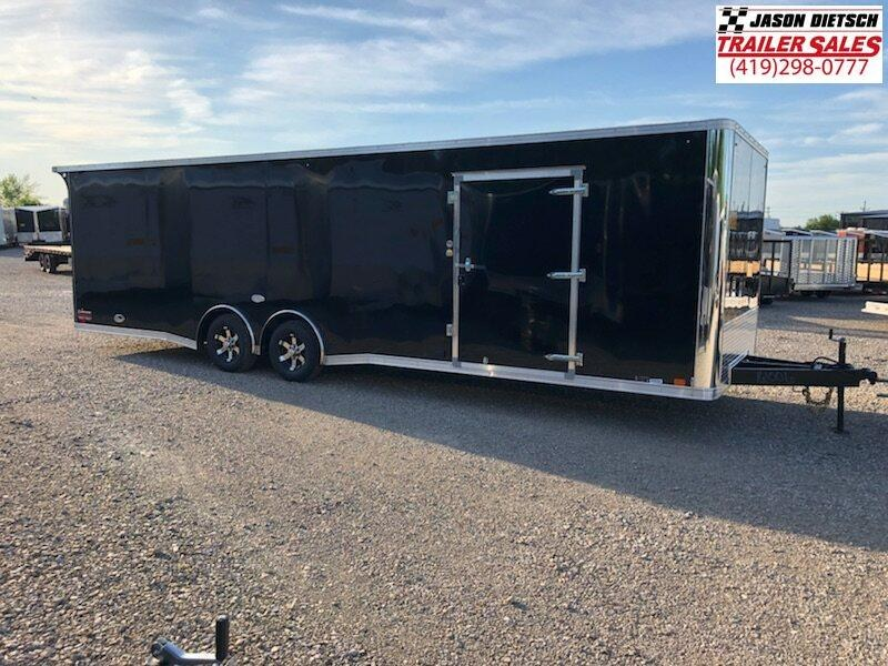 2019 United Trailers XLT 8.5X28 Car / Racing Trailer....STOCK# UN-161006