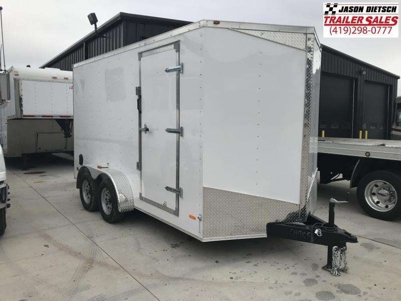 2019 RC Trailer 7x14 EXTRA HEIGHT....STOCK# RC-649855