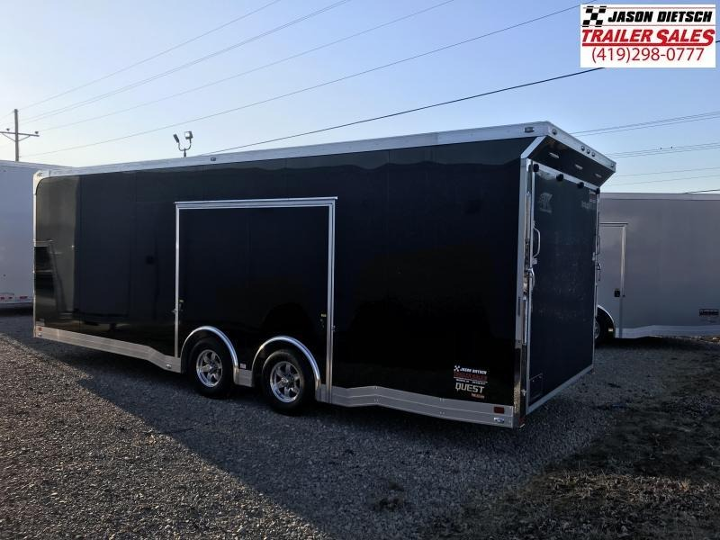 2018 ATC All Aluminum 8.5X24 Car Hauler Xtra Hi....AT-Stock # 212984