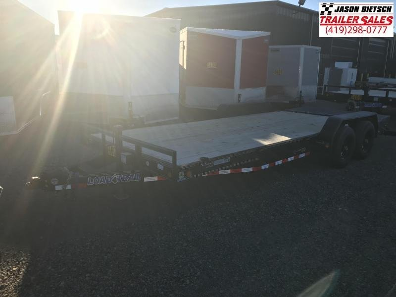 2019 Load Trail 83X20 Tandem Axle Carhauler....STOCK# LT-175806