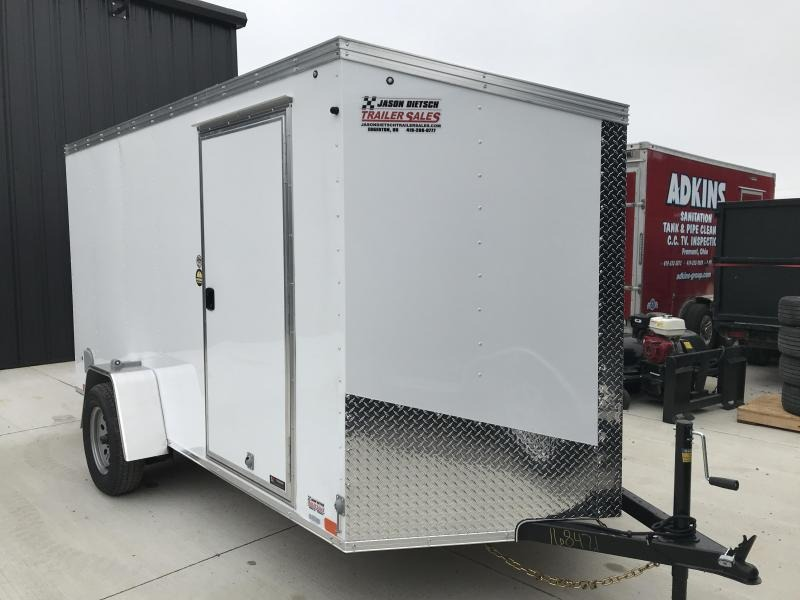 2020 United XLV 6X12 V-Nose Slant Enclosed Cargo Tr....Stock# UN-168471