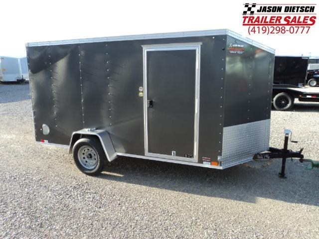 2019 United XLV 6X12 V-Nose Slant Enclosed Cargo Tr....Stock# UN-162746