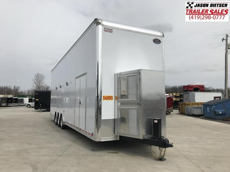 2019 United Trailers USH 8.5x36 Stacker....STOCK# UN-166807