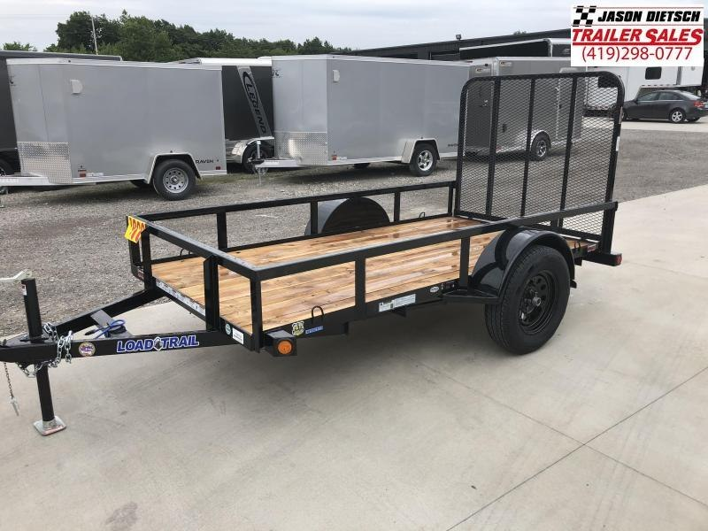 2018 Load Trail 60x10 Single Axle Utility Trailer....Stock#LT-166798