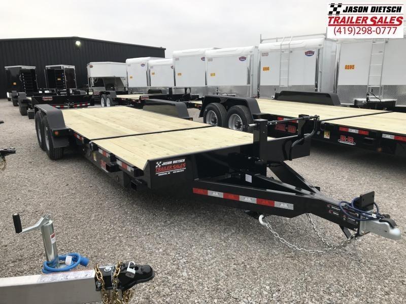 2019 Behnke 83X22 14K TILT Equipment Trailer....STOCK# BB-047894