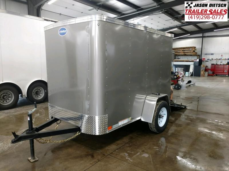 2020 United XLE 5X8 Enclosed Cargo TRAILER....Stock# UN-170350