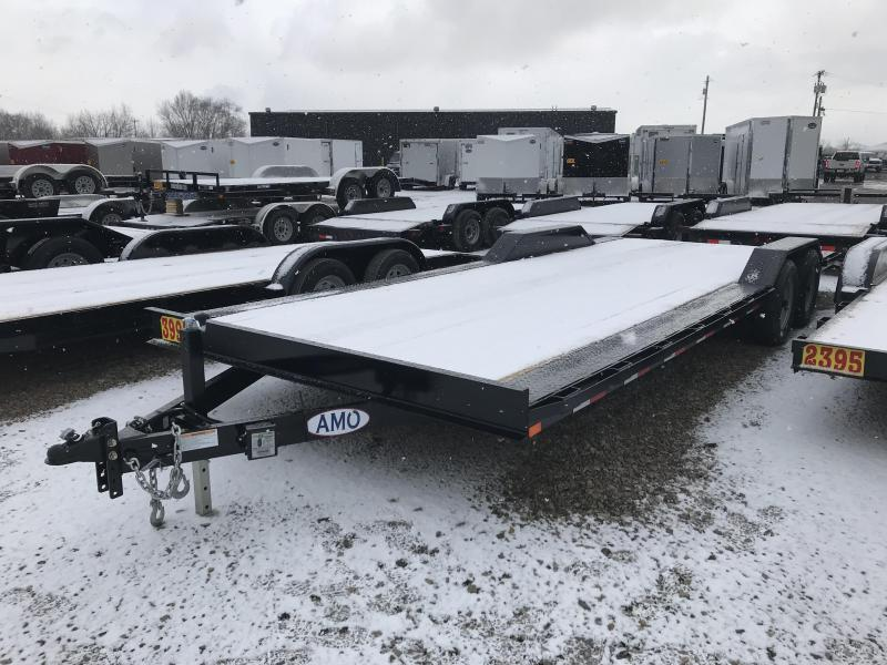 2018 AMO 101x20 Equipment Trailer STOCK 7652