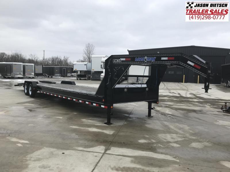 2017 Load Trail 83x36 Gooseneck Car Hauler
