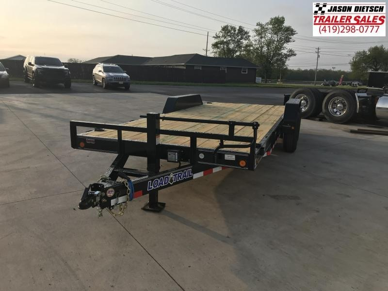 2019 Load Trail 83X20 Open Equipment/Car Trailer