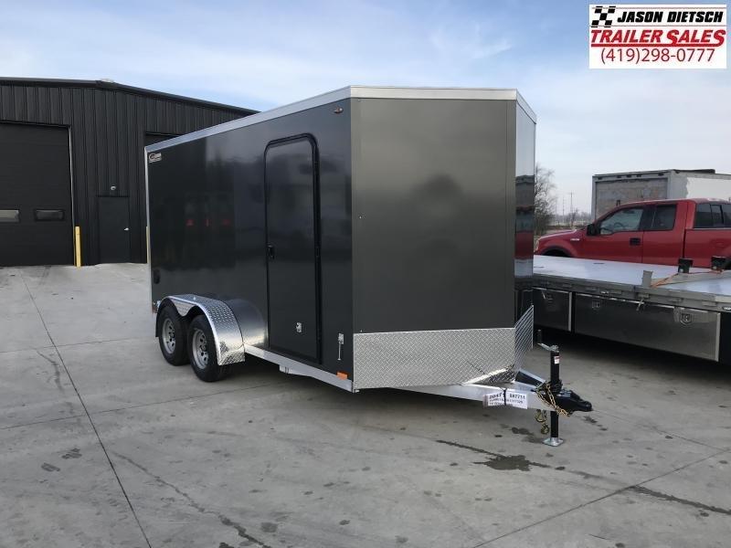 2019 Legend Manufacturing 7X16 TV Enclosed Cargo Trailer....STOCK# LG-1317329