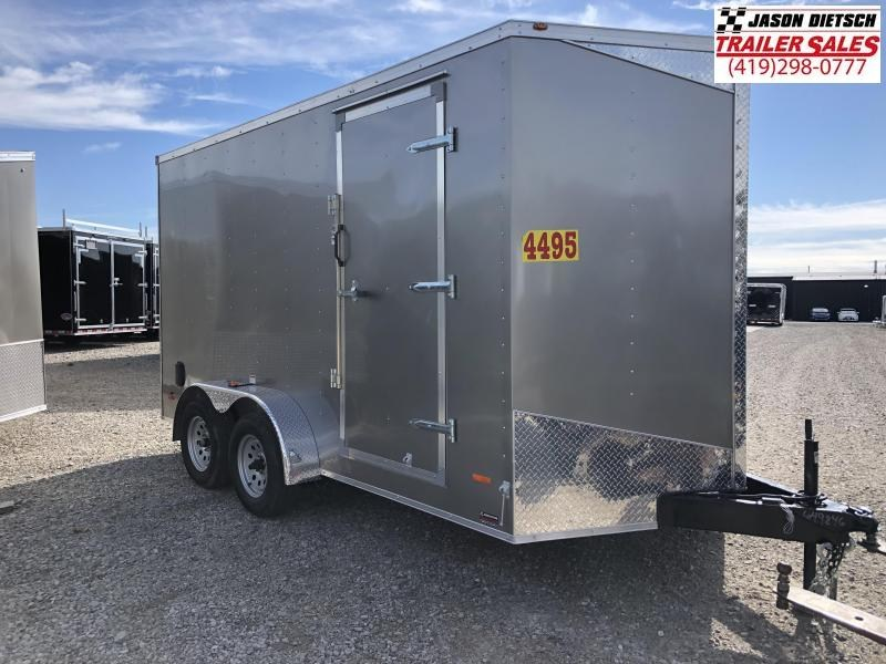 2019 RC Trailer 7x14 EXTRA HEIGHT....STOCK# RC-649846