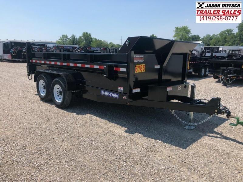 2019 Sure-Trac 82X14 LP 14K Scissor Dump....ST-247048