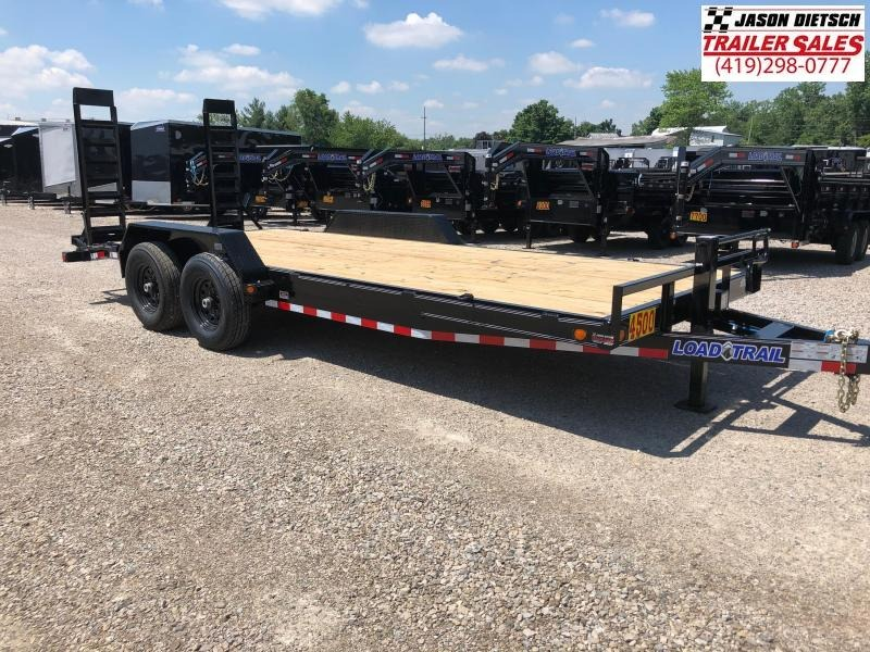 2018 Load Trail 83X20 Tandem Axle Carhauler....STOCK# LT-168339