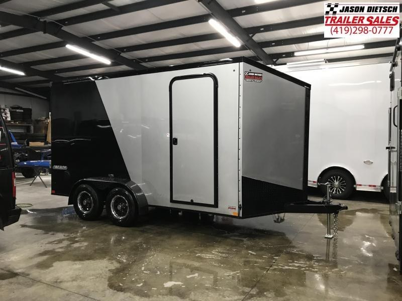2019 Impact Trailers 7x14 Enclosed Cargo Trailer....IMP001250