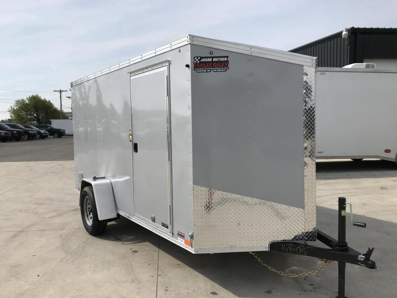 2020 United XLV 6X12 V-Nose Slant Enclosed Cargo Tr....Stock# UN-168475