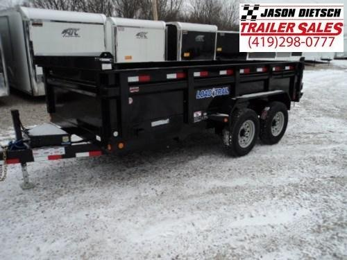 2018 Load Trail 83X14 Dump Trailer STOCK- 5818