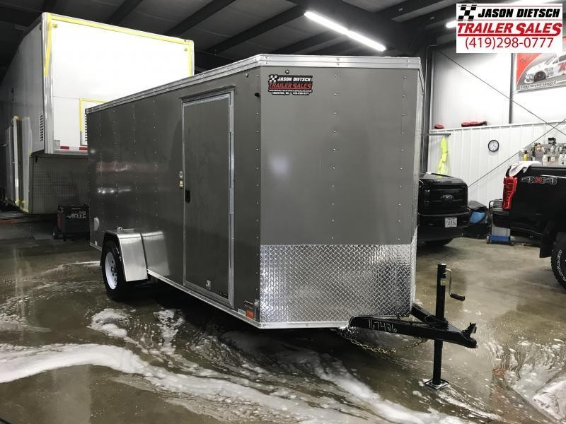 2019 United Trailers XLV-614SA30-S Enclosed Cargo Trailer....STOCK# UN-167426