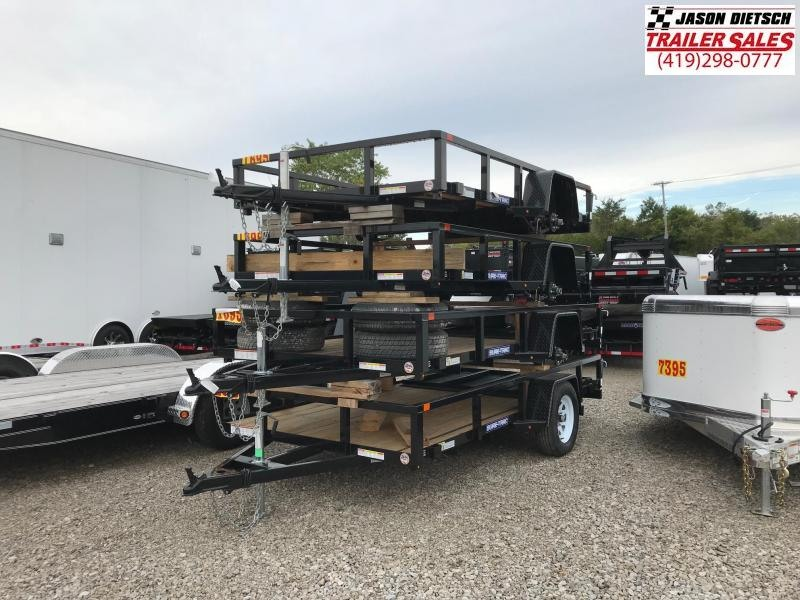 2018 Sure-Trac 6X10 Tube Top Utility....ST-238957