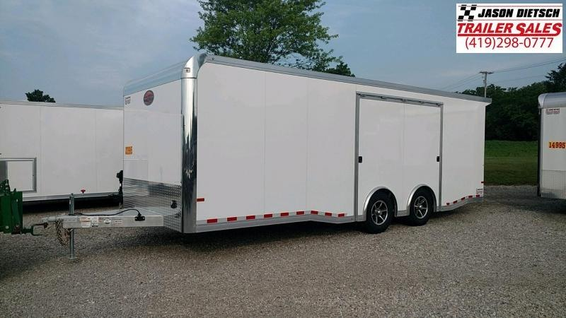 2019 Sundowner Trailers RCS24BP Car / Racing Trailer....CA2682