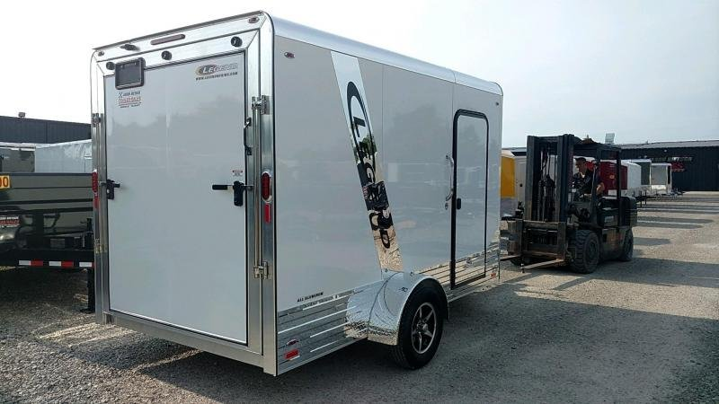 2018 Legend Manufacturing 7X15 DVNSA30 Enclosed Cargo Trailer 317256