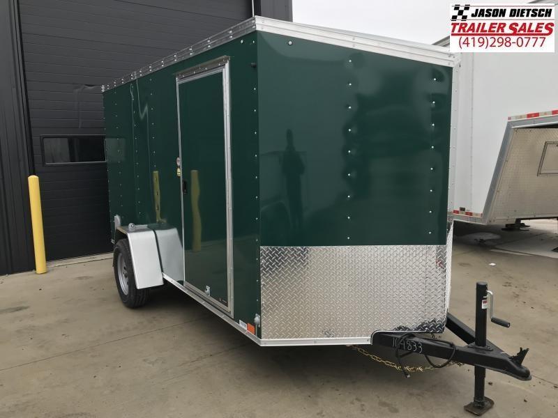 2019 United XLV 6X12 V-Nose Slant Enclosed Cargo Tr....Stock# UN-164833